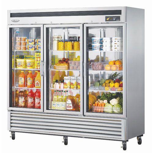 Commercial Juice Fridge Refrigerator Freezer
