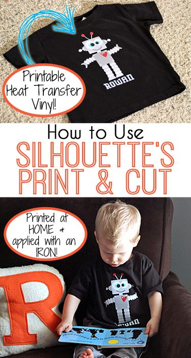 Ridiculous image with how to use printable heat transfer vinyl cricut
