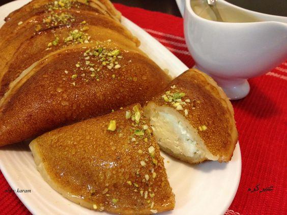 Dumplings, Ramadan and Powdered sugar on Pinterest