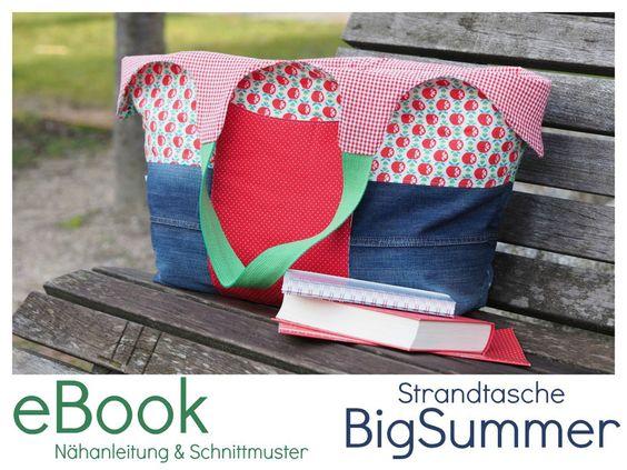 Verlosung: Taschen EBook <i>BigSummer</i> von Keko-Kreativ
