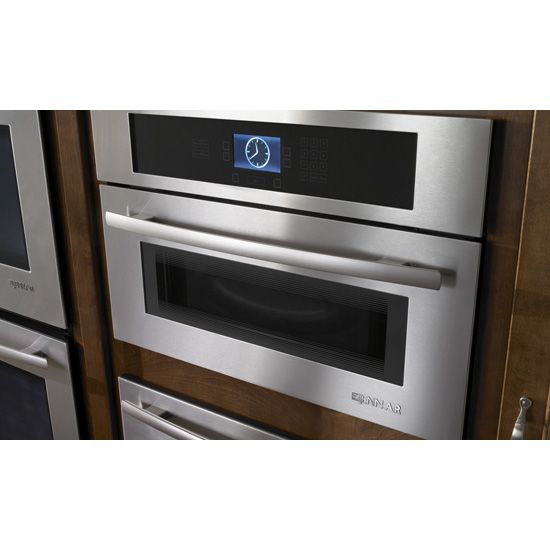 Countertop Oven With Cooktop : Built-In Microwave Oven with Speed-Cook, located under countertop on ...