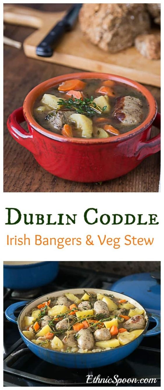 Dublin Coddle - Irish Stew