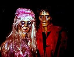 The first time I saw Thriller I knew I wanted to be a makeup artist!!!