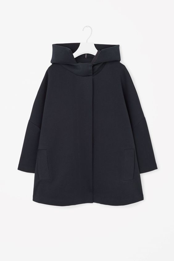 COS cape jacket