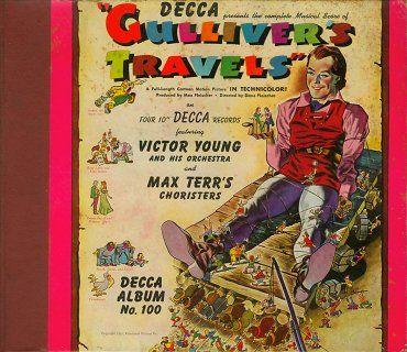 Gulliver's Travels More Golden Age Classics