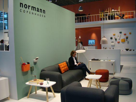 Stand Normann Copenhagen #normanncopenhagen #MO14 #sofa #design