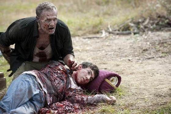 Resultado de imagem para the walking dead merle zombie