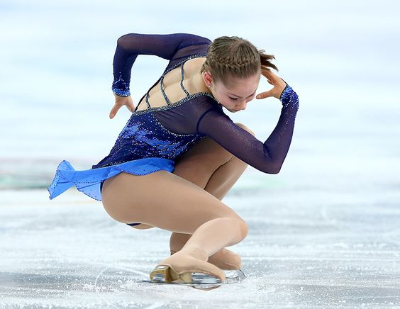 15-Year-Old Yulia Lipnitskaia's Figure Skating Routine Will BLOW YOUR MIND - Russian Winter Olympics 2014