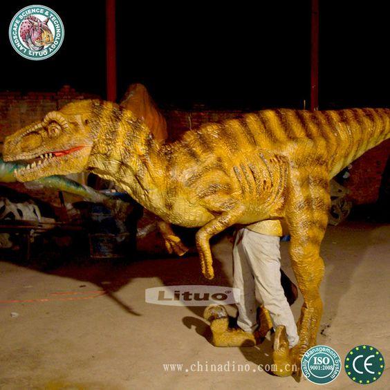 Realistic Velociraptor Costume | www.imgkid.com - The ...