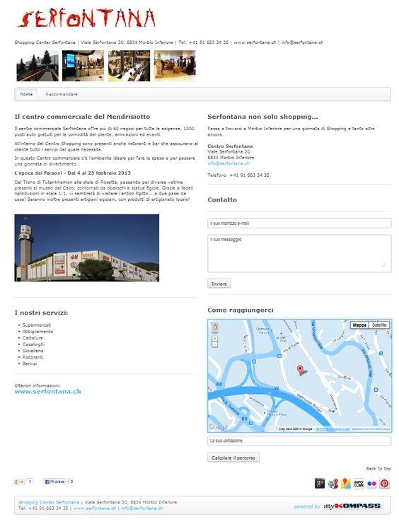 Centro commerciale, Morbio Inferiore, Centro Shopping, Eventi, Spesa, Attrazioni