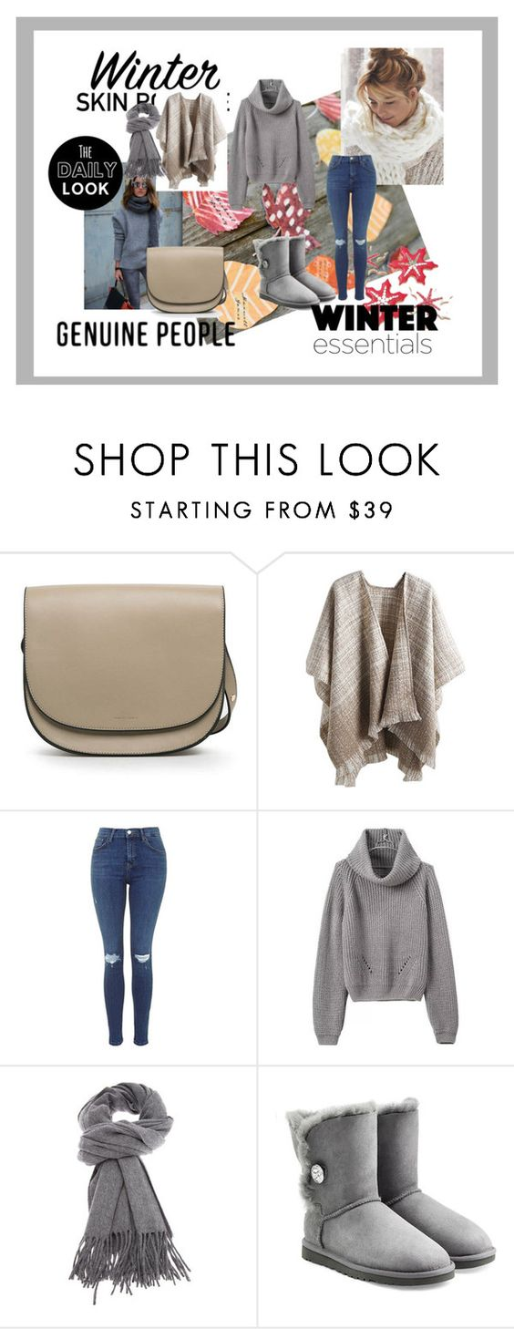 """""""Untitled #73"""" by dinaaa-96 ❤ liked on Polyvore featuring UGG Australia and Genuine_People"""