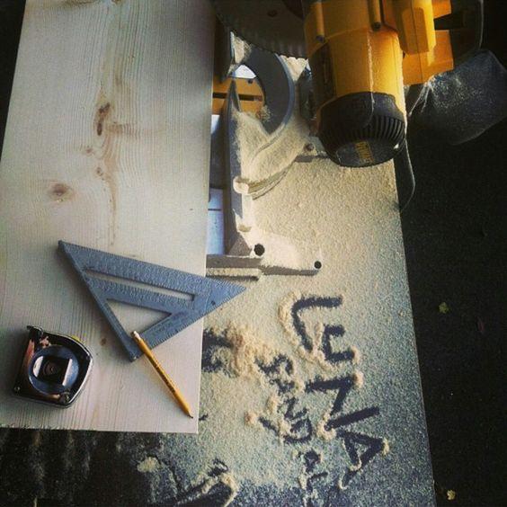 Matt found another shop project!  #LUNAfactory
