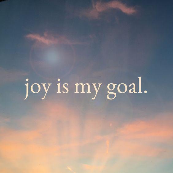 Joy. #motivational quotes #life success #goals