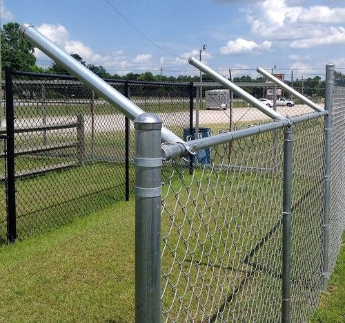 Extend A Post Extensions For Chain Link Fence Set Of 9 Dog