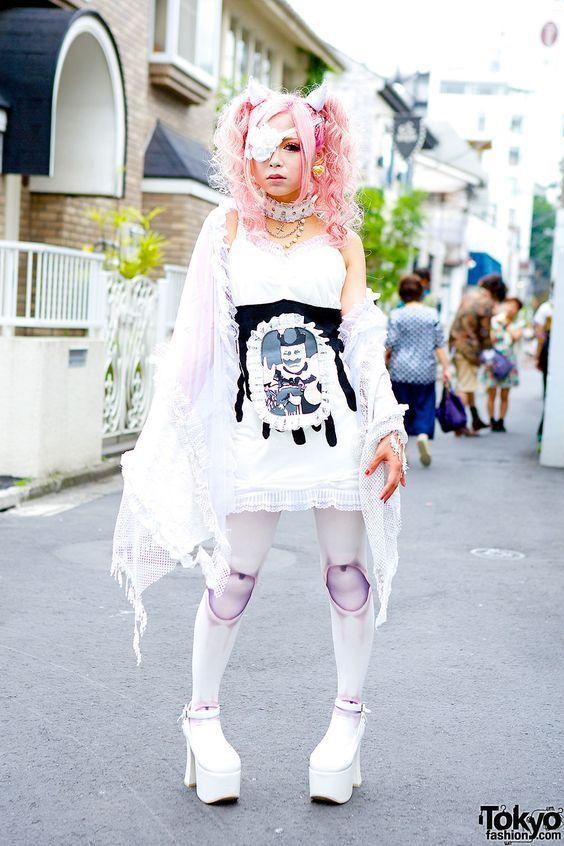107 best Yami Kawaii/Menhera images on Pinterest