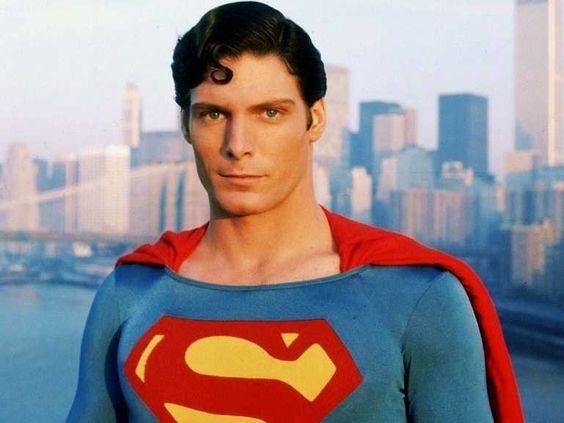 元祖スーパーマン、クリストファー・リーヴ