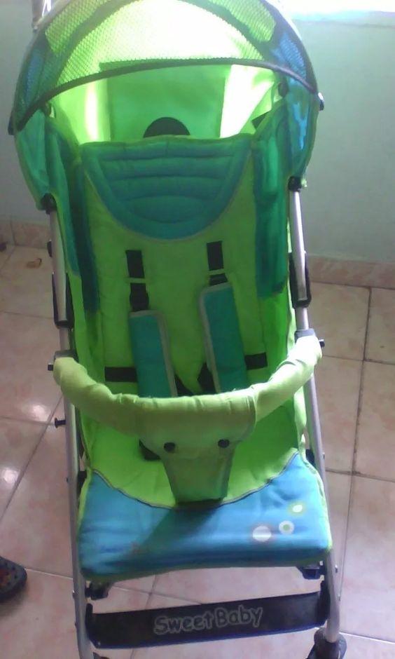 Coche Sweet Baby Usado. - Bs. 4.000,00 en Mercado Libre