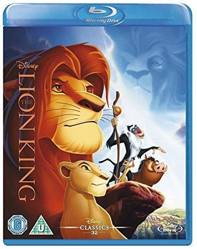The Lion King [Blu-ray] [UK Import]