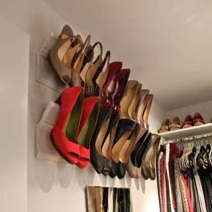 Organize sem Frescuras | Rafaela Oliveira » Arquivos » Ideias simples e criativas de organizar sapatos: