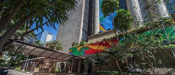 Maksoud Plaza, São Paulo, Brasil
