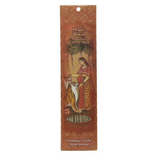Incense Sticks Ragini Sehuti - Rosemary and Ylang Ylang - Tranquility