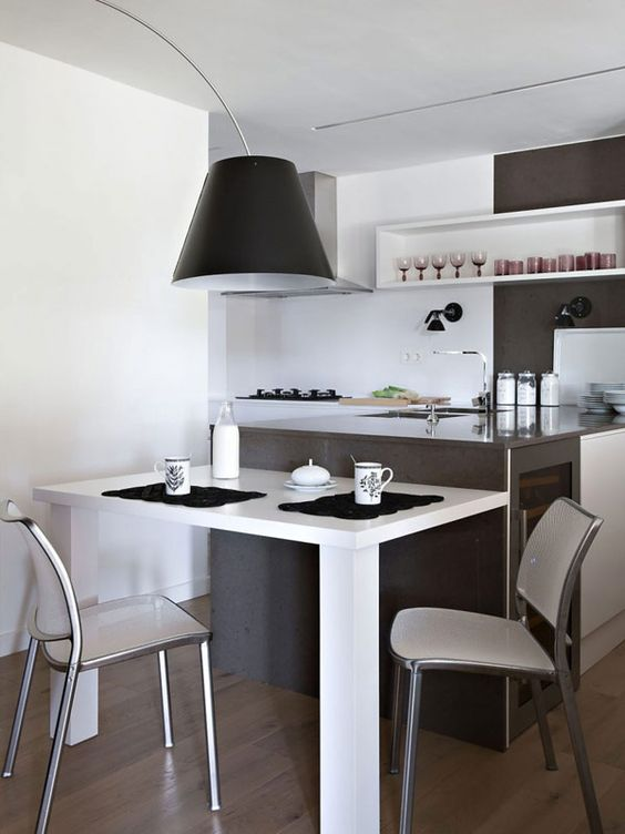 white contemporary home in spain 6
