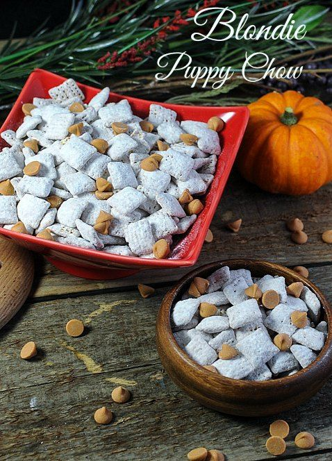 how to make puppy chow mix