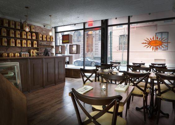Tea Service - BOSIENYC - Afternoon Tea - 6/10/16