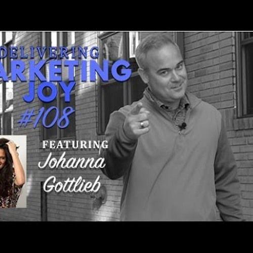 DMJ Podcast Interview with Johanna Gottlieb by Kirby Hasseman