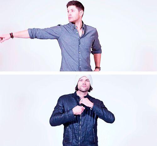 Jared and Jensen [gif]