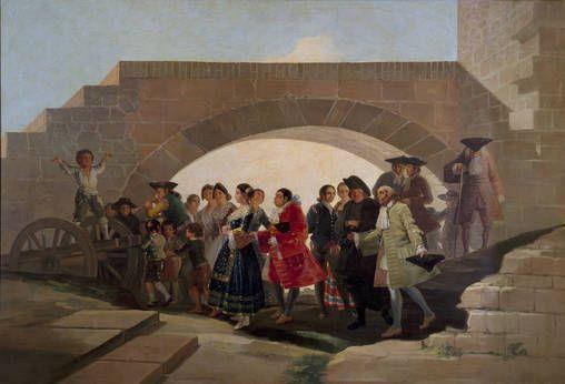 Goya en El Prado: La boda
