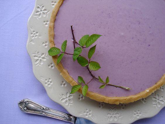Tarte de amoras silvestres   Sobremesa de hoje, feita com as…   Flickr
