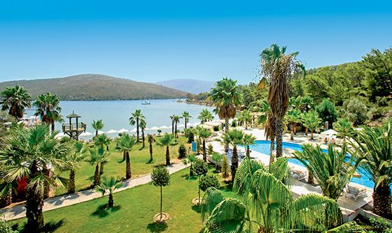 Hôtel Crystal Green Bay Resort 5* à Guvercinlik prix promo Voyage pas cher Turquie Lastminute dès 366.00 € TTC. #iziva #Voyagepascher #Turquie #Lastminute #VacancesenFamille #BorddeMer #VacancesentreAmis #Vacances #instatravel