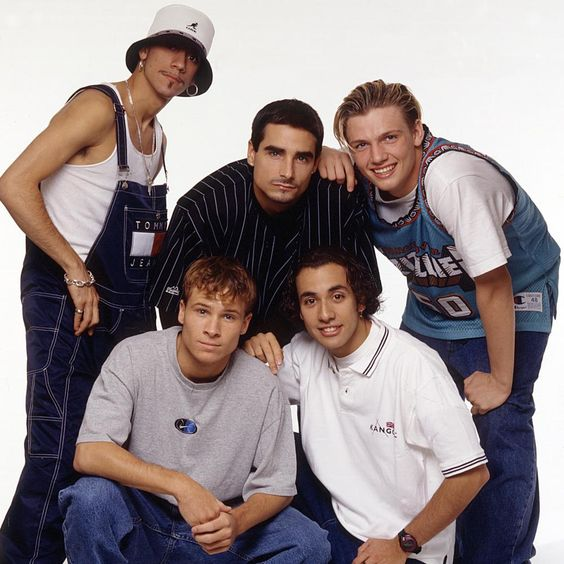 Backstreet Boys – I Want It That Way (single cover art)