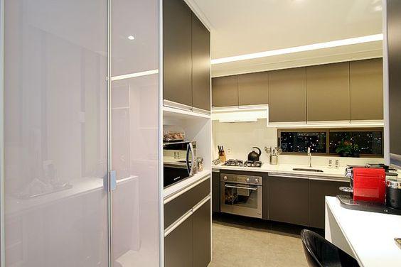 Cozinha grafite