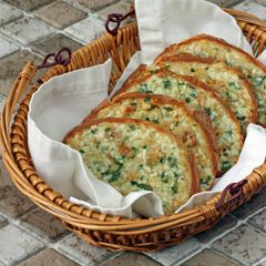 Roasted Garlic Bread   Winner Dinners