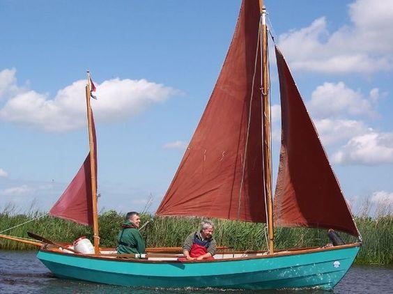 Drascombe lugger | Sailing | Pinterest
