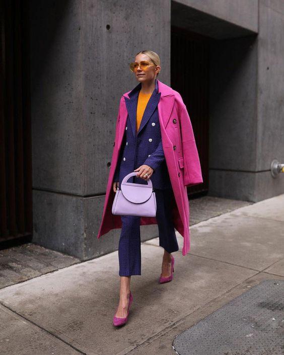 Colores que combinan con naranja: moda primavera verano 2019 - InStyle