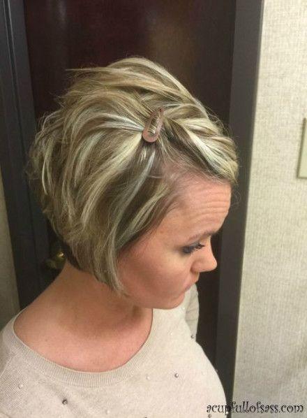 Hairstyles Tutorial Bangs Short Hair 55 Ideas Short Hair Styles Short Hair Twist Styles Short Hair Styles Easy