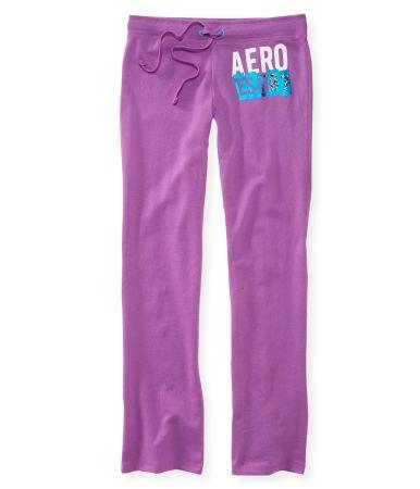 Aero 87 Foil Zebra Fleece Dorm Pants