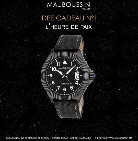 offre spéciale une autre chance 50% de réduction Montre Homme L'Heure de Paix Montre Grand Modèle 40 mm ...