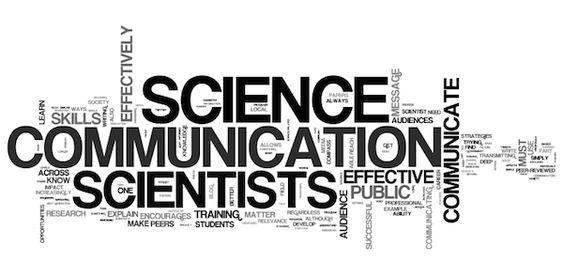 Resultado de imagen de Communicating Science Effectively