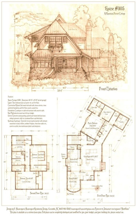 Unusual buildings storybook cottage and house on pinterest Storybook cottages floor plans