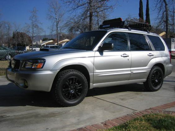 built and lifted - Subaru Forester Owners Forum