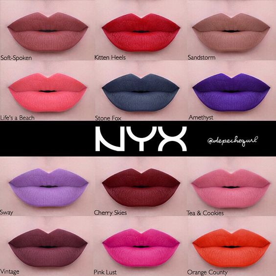 Nyx is cruelty free but their parent company is not