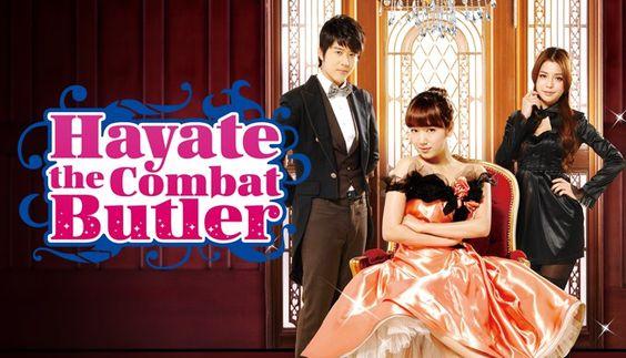 Hayate the Combat Butler (Taiwanese Drama) – 2011