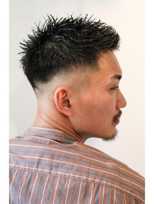 ボード 男のヘアスタイル のピン