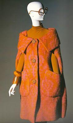 Coat....but where's the bling???