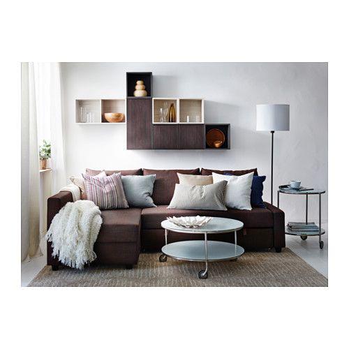 modernes wohnzimmer braunes ledersofa niedriger holz couchtisch - wohnzimmer braun ideen