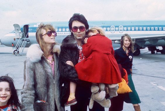 McCartney family looking cool as ever